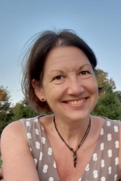 Porträt von Sandra Ecker