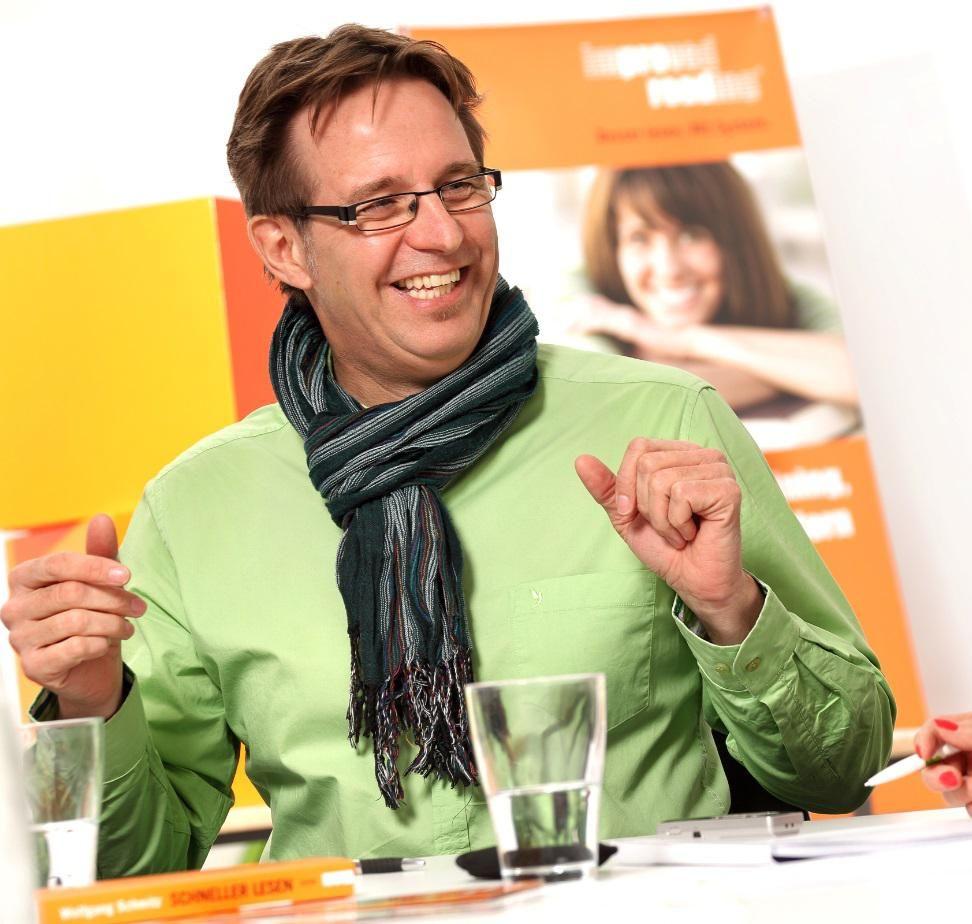 Thomas Wunderberg, Gründer von e3 trainings
