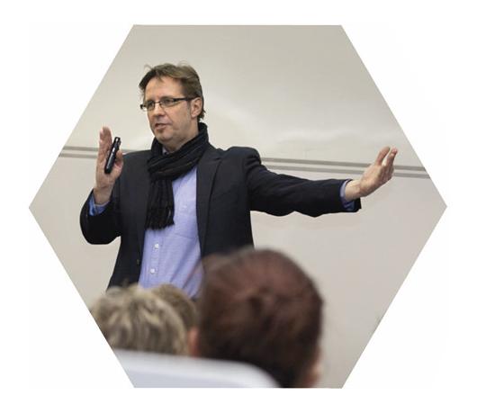 Vortrag von Thomas Wunderberg