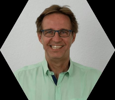 Portrait Thomas Wunderberg: Inhaber von e³ trainings und Trainer für Improved Reading und train & see